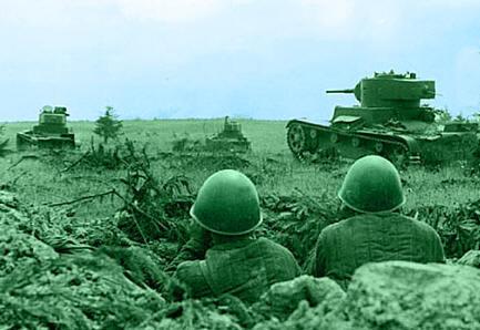 Героическая оборона Киева