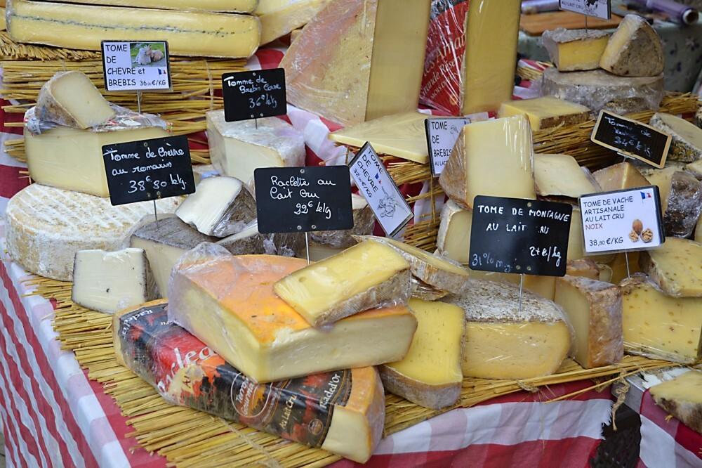 Почем бесплатный пармезан во Франции?