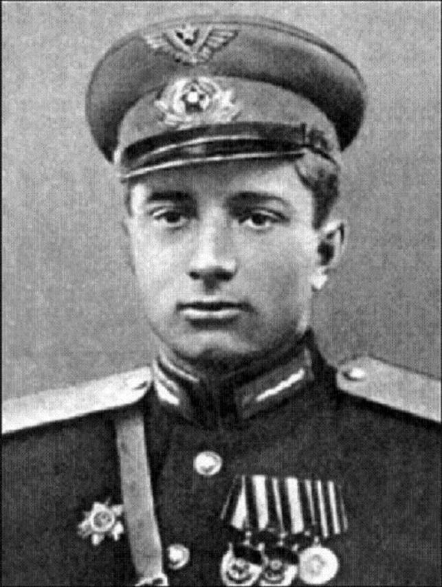 Владимир Гуляев, актёр и лётчик