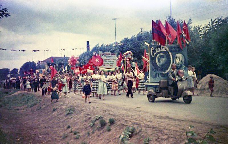 Эпоха мотороллеров в СССР