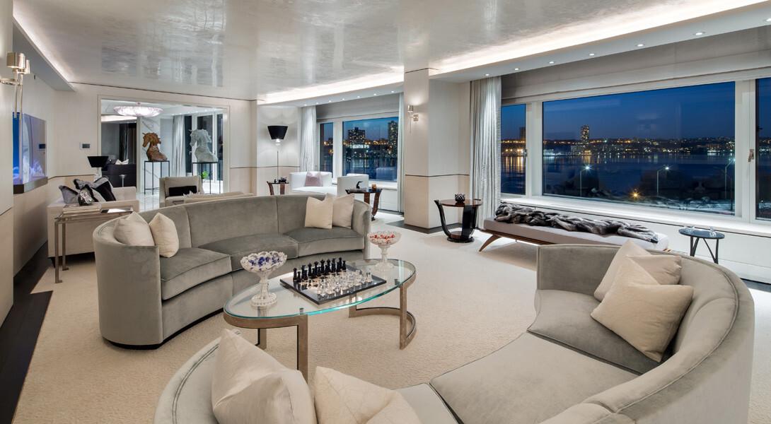 Как выглядит квартира принца Саудовской Аравии