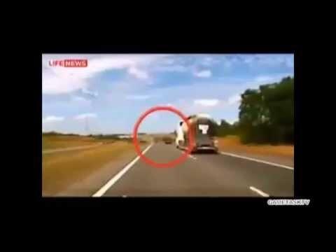 Одна из самых страшных аварий