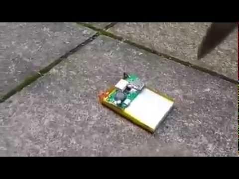 Что будет с батарейкой