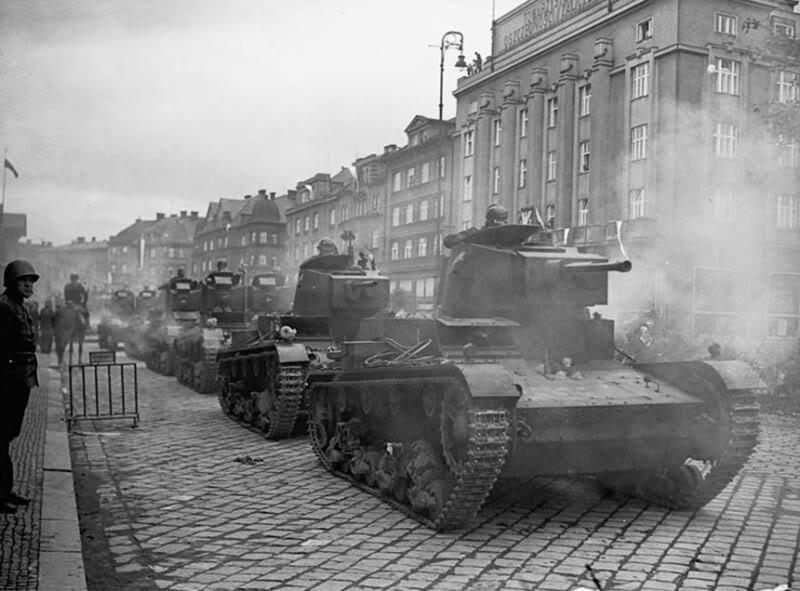 Польская оккупация Чехословакии.Малоизвестные факты  истории
