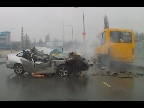 Подборка Аварий и ДТП за Март 2015