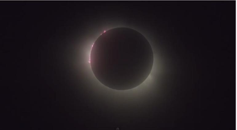 Солнечное затмения от 20 марта 2015 года, архипелаг Шпицберген