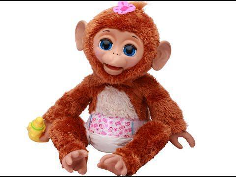 Детям о животных. Узнайте больше об обезьянах