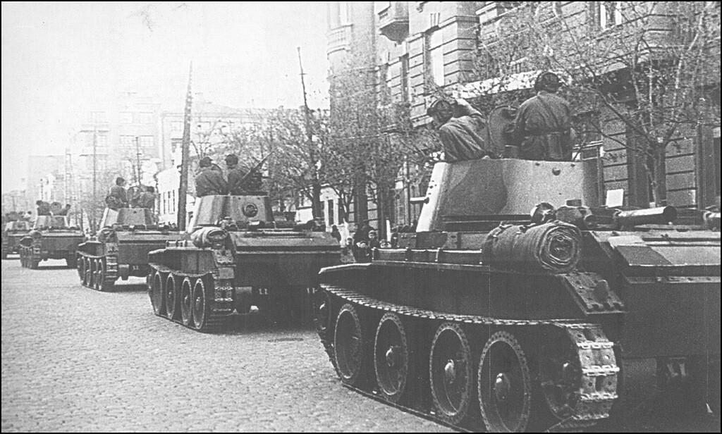 Первое столкновение РККА и ВЕРМАХТА. 19.09.1939.