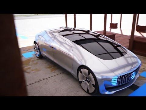 Mercedes будущего