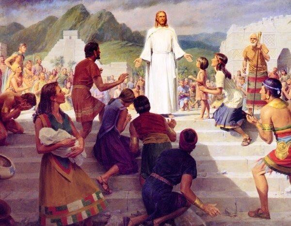 Иисус Христос бывал и в Америке?