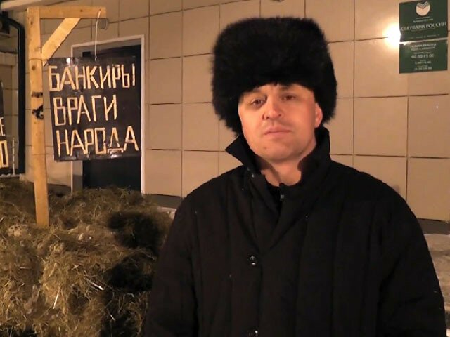 """Новосибирский """"навозный мститель"""" продолжение"""