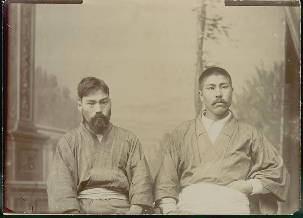 Аборигены Сахалина на снимках Бронислава Осиповича Пилсудского