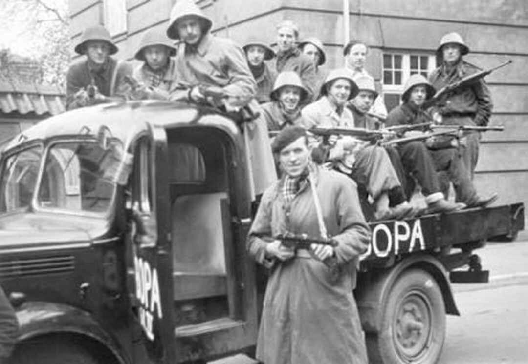 """Миф о """"общеевропейском сопротивлении"""" гитлеровской Германии"""