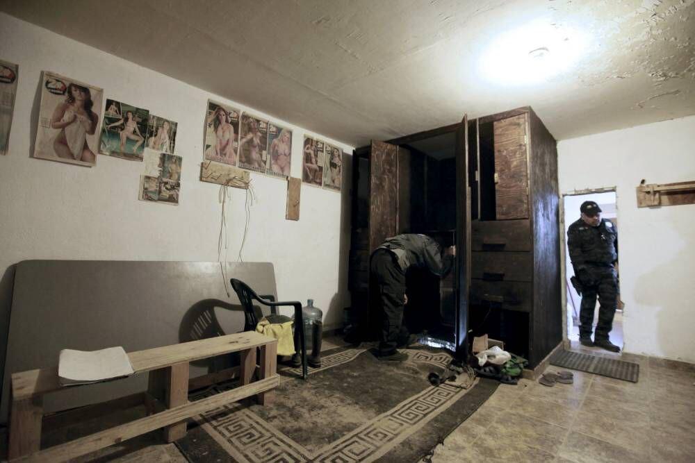 Нарния по-мексикански: тоннель из шкафа в Мексике в США