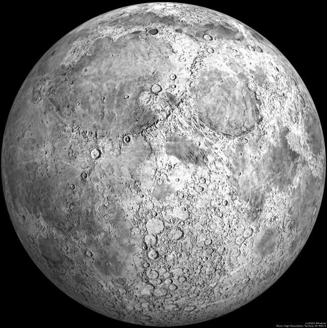 Глава Роскосмоса пообещал высадку российских космонавтов на Луне