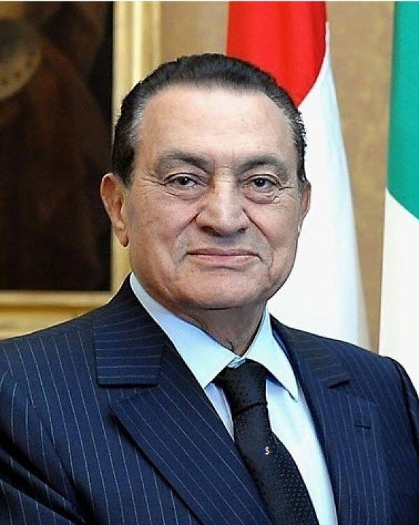 Скончался Хосни Мубарак