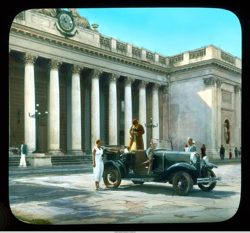 Фото Одессы 30-х годов