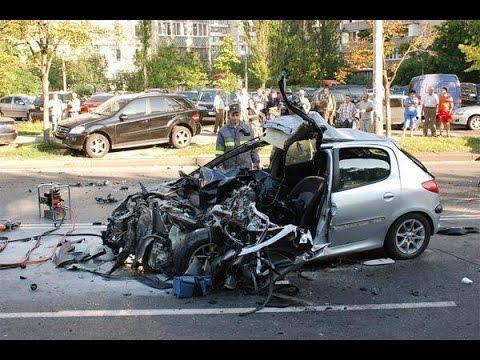 Новая подборка - аварий и ДТП