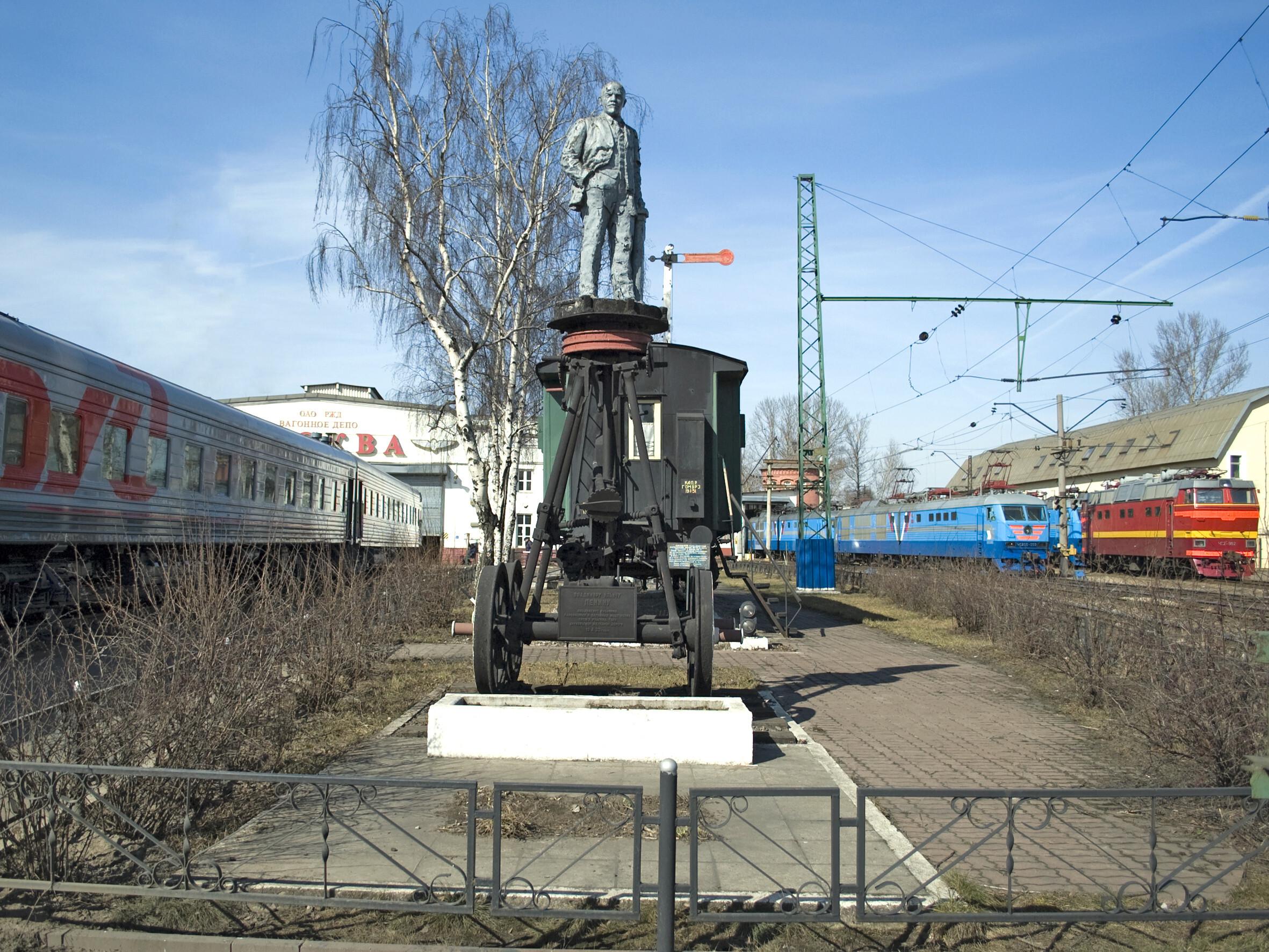 22 самых необычных памятника Ленину