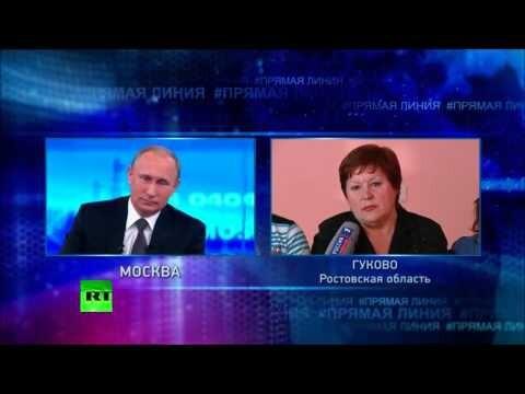 Реакция Порошенко и Обамы на ответ Путина