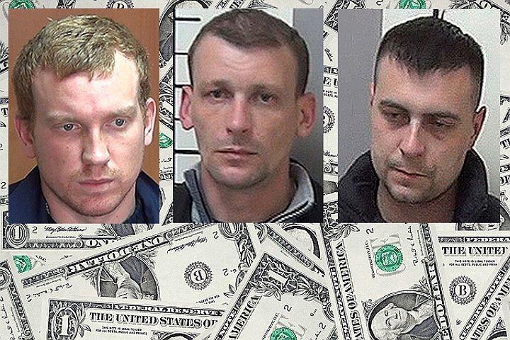 В «Домодедово» из багажа украли $3,3 млн долларов