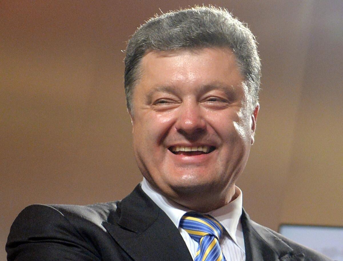 СМИ: Предприятия Порошенко признали Крым российским в прошлом году