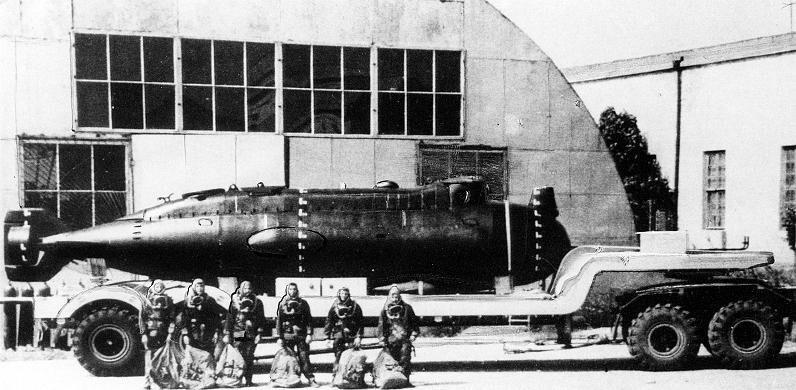 Мини-субмарина «Тритон-2»