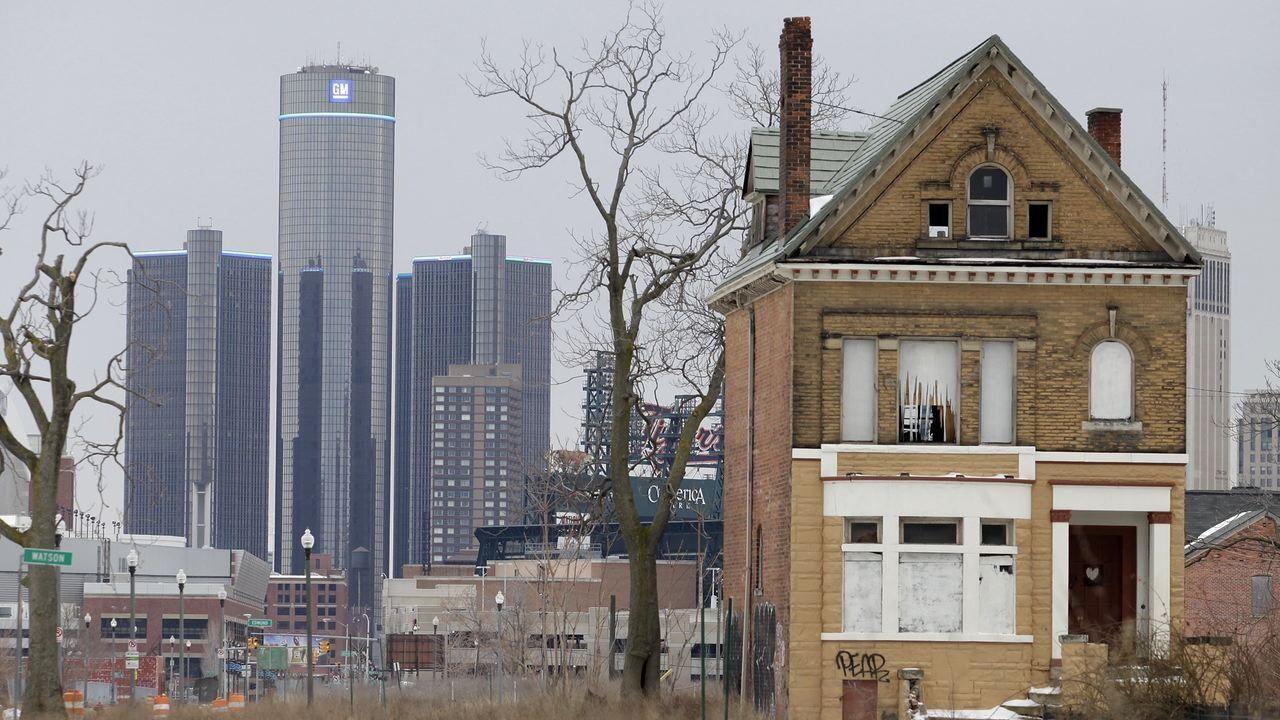 Купить землю в детройте агентство недвижимости дан дубай отзывы