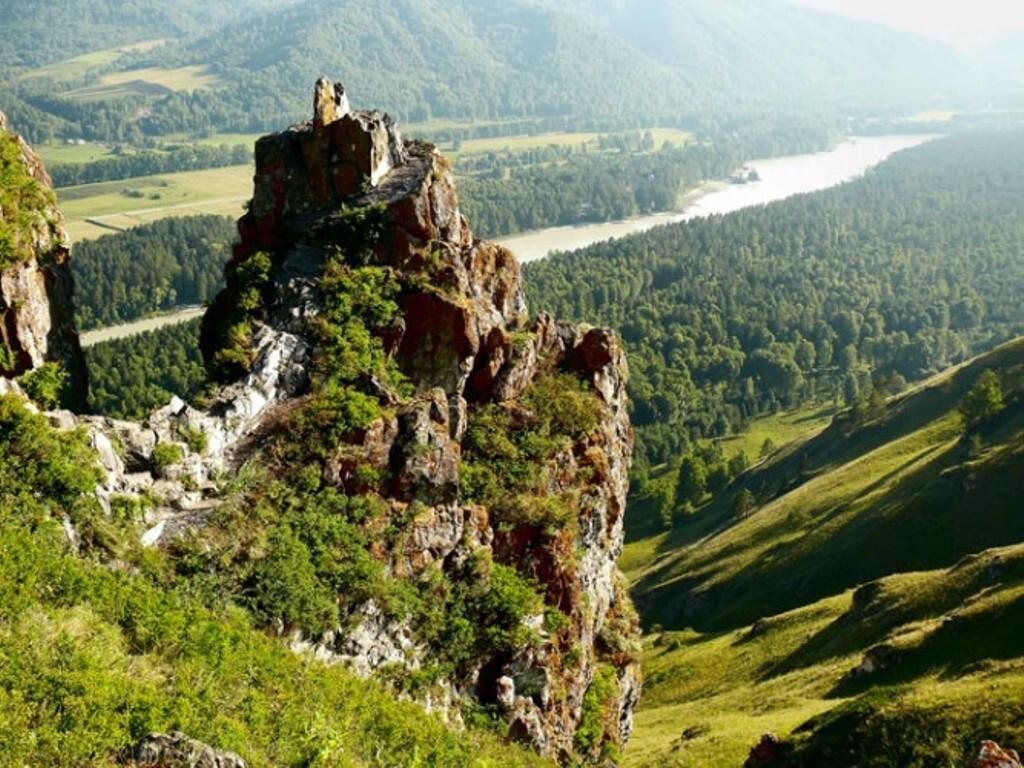 Горный Алтай-кусочек рая на земле