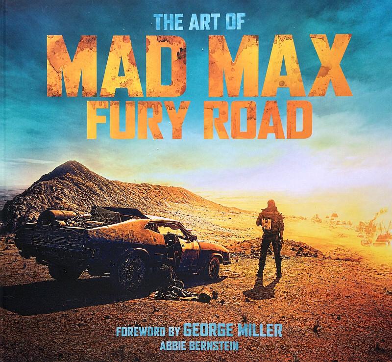 Обзор красочной книги The Art of Mad Max: Fury Road
