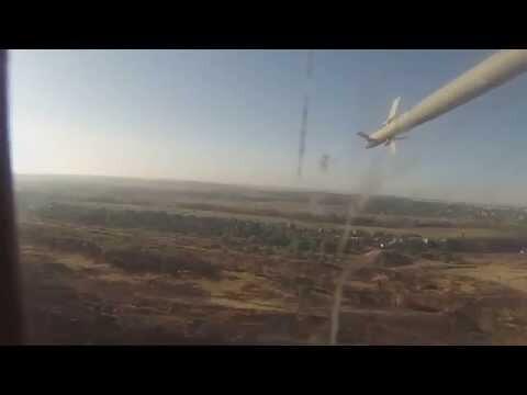 Запись с подбитого вертолета Август 2014 Луганская обл