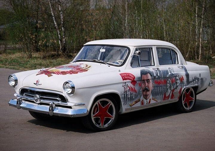 Автомобили, которые выпускались в странах социалистического лагеря