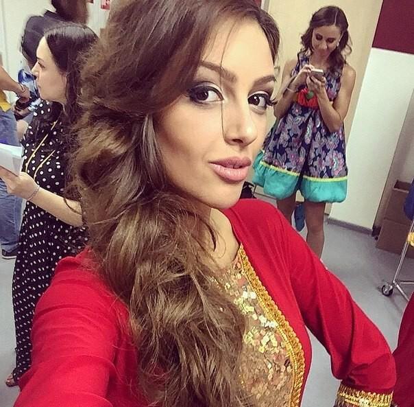 Оксана Воеводина одержала победу в конкурсе «Мисс Москва - 2015»