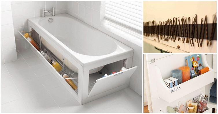 20 удивительно полезных лайфхаков для ванной