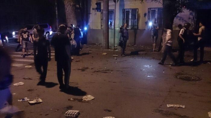 В Ростове «ответили» на нападение на консульство России в Харькове.