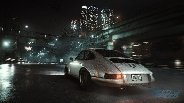 Новый Need for Speed