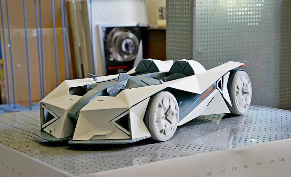 Лучшие дипломные проекты молодых автодизайнеров