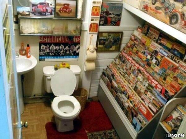 Правильный  туалет