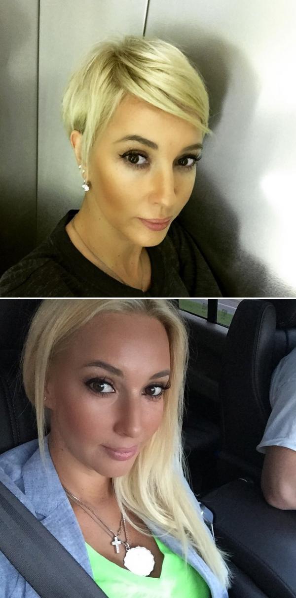 Лера Кудрявцева решила кардинально сменить имидж!