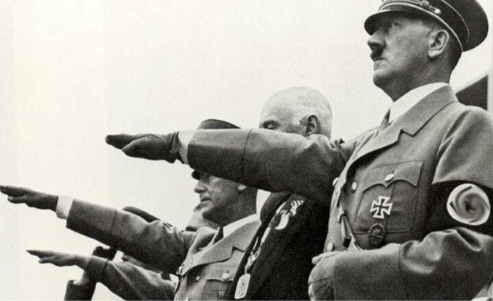 Эволюция Zиги. Откуда произошло известное фашистское приветствие