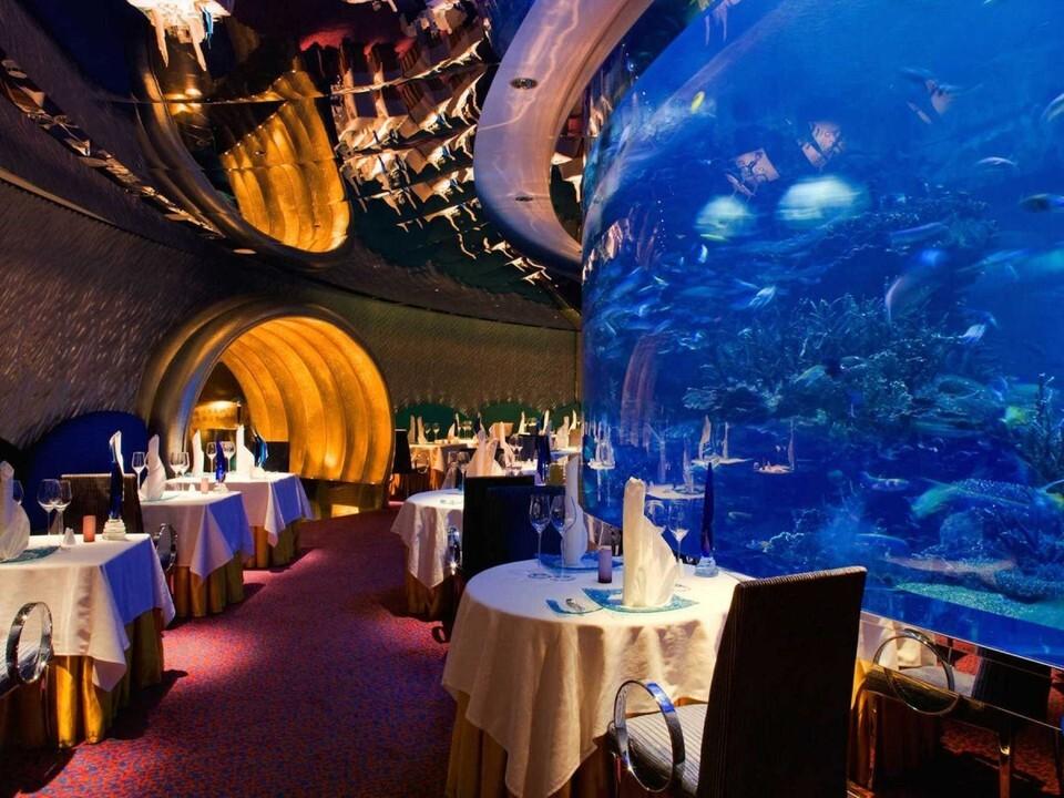 40 восхитительных ресторанов мира, в которых стоит побывать