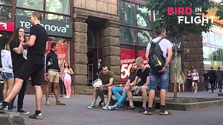 Как в Киеве относятся к геям?