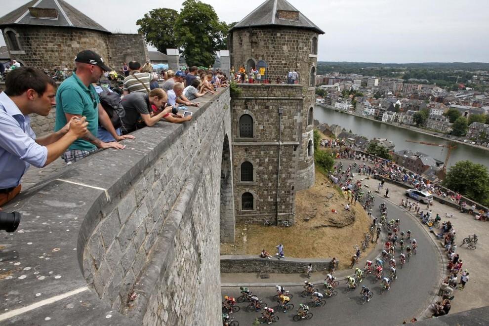 """Велогонка """"Тур де Франс"""" близится к завершению"""