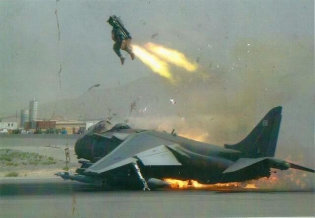 Военные фото, сделанные в очень нужный момент