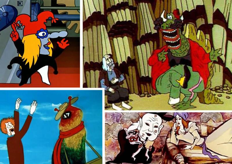 15 советских мультфильмов, взорвавших наш мозг в детстве