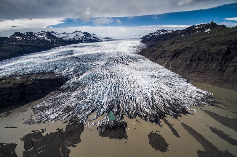 38 причин посетить Исландию, взяв с собой дрон