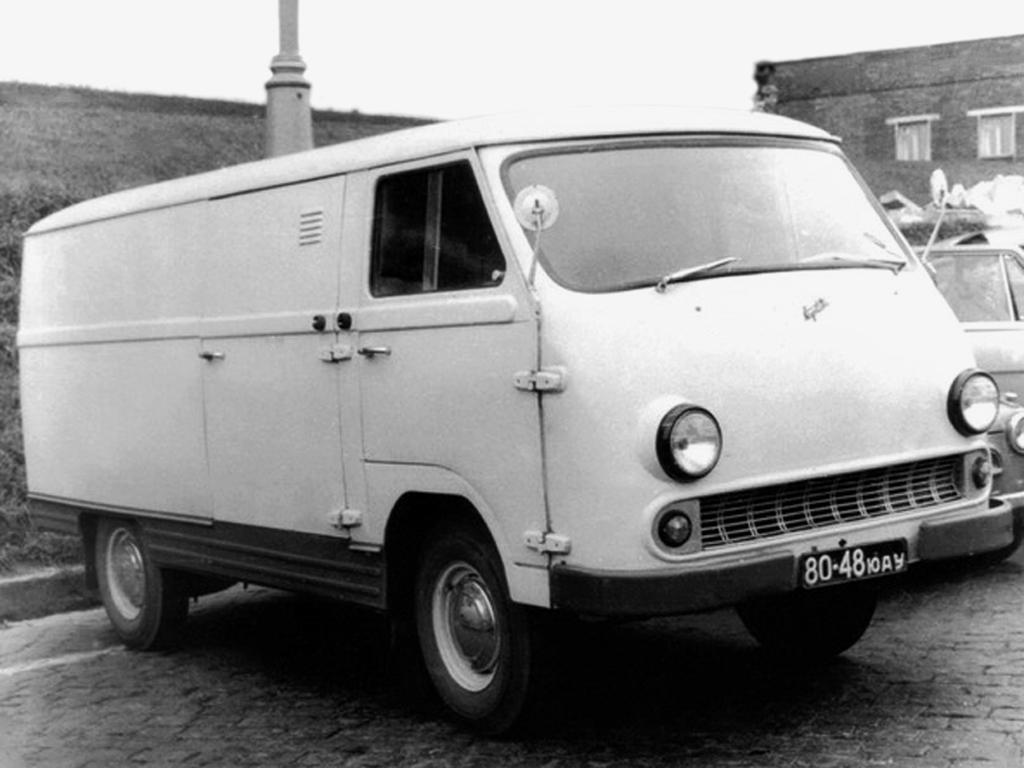 Что производил Ереванский автозавод
