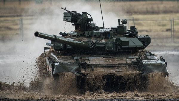 СМИ США. Т-90 победят Abrams в Сирии в случае столкновения