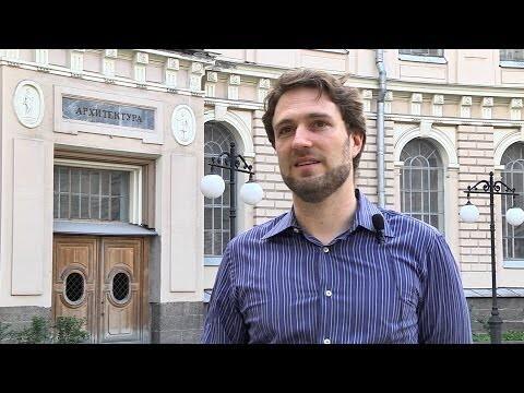 Иностранцы в России. Джеймс Сандау, преподаватель из Нью-Йорка