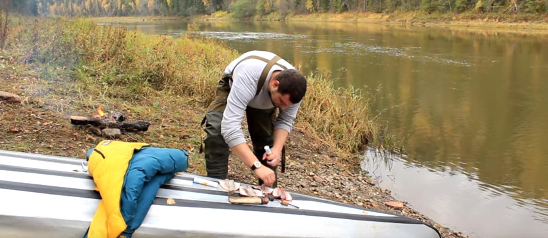 Туристу на заметку: идеальный способ приготовления рыбы в полевых условиях